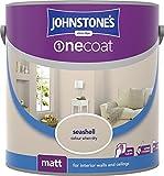 Johnstone's 304118One Coat Emulsionsfarbe, matt,Farbton Rosebud, 304119