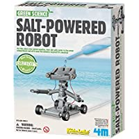 4M Salt Water Powered Robot Kit - Compare prices on radiocontrollers.eu