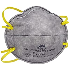 3M Speciality Disposable Respirator, FFP1, Unvalved, 9913