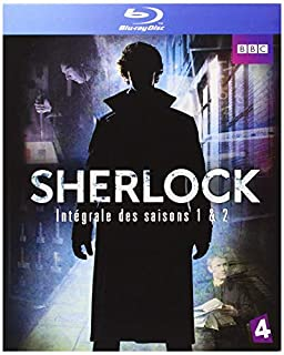 Sherlock - Intégrale des saisons 1 et 2 [Blu-ray] [Import italien] (B007XI6LDC) | Amazon price tracker / tracking, Amazon price history charts, Amazon price watches, Amazon price drop alerts