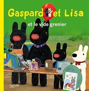 """Afficher """"Gaspard et Lisa n° 5 Gaspard et Lisa et le vide-grenier"""""""