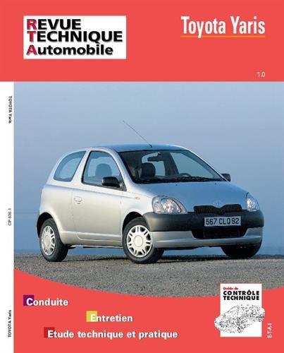 Revue technique automobile : Toyota Yaris 1.0