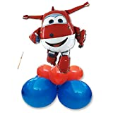 IRPot - CENTROTAVOLA PALLONCINI SUPER WINGS JET SUPERSHAPE