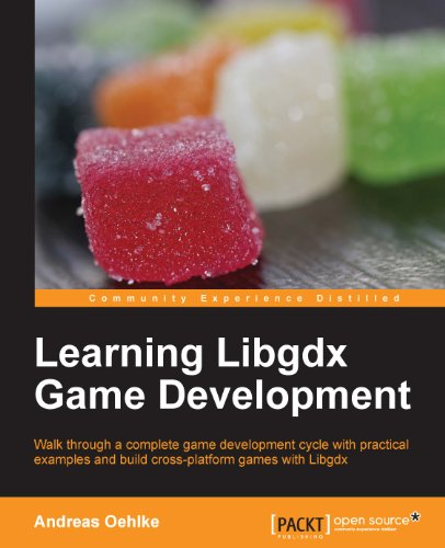 Learning Libgdx Game Development (English Edition)
