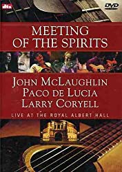 John Mc Laughlin, Paco De Lucia & Larry Coryell - Meeting Of The Spirits