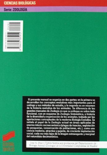 Zoologia: aproximacion evolutiva a la diversidad y organizacion de los animales por Jose Augusto Diaz Gonzalez-Serrano epub