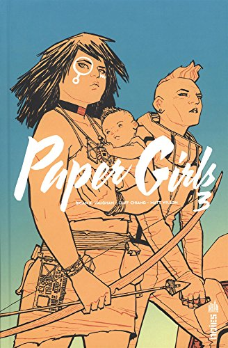Paper Girls, Tome 3 :