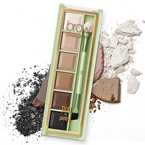 Pixi Brow Powder Palette Shades Of Brows