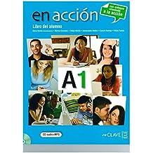 En Acción A1 - Libro del alumno + audio