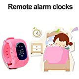 Uhren für Kinder,TURNMEON® intelligent uhr mit GPS WIFI Anti-lost Tracker Smart watch Handy mit SIM SOS Armband für Smartphone (Dark Blue) - 8