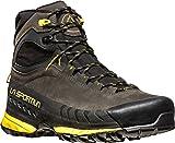 La Sportiva TX5 GTX, Stivali da Escursionismo Uomo, Multicolore (Carbon/Yellow 000), 45 EU