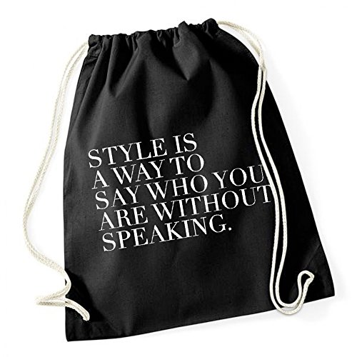 Certified Freak Style Is A Way To Say Gymsack Black
