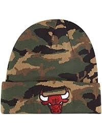 Amazon.it  chicago bulls - Berretti in maglia   Cappelli e ... 2ea5b6dcc898