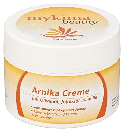 mykima Arnika - Kräuterbalsam 200ml mit Olivenöl, Jojobaöl und Kamille für eine extra Portion...