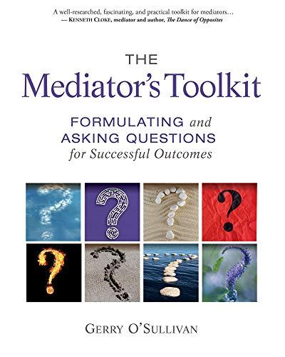 Mediator's Toolkit por Gerry O'Sullivan