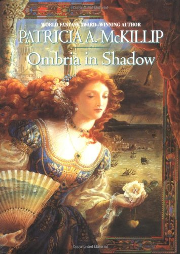Book cover for Ombria in Shadow