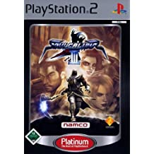 Soul Calibur 3 [Platinum]