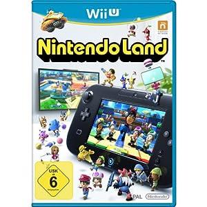 Nintendo Land – [Nintendo Wii U]