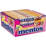 Mentos - Boîte de 40 rouleaux - goût fruit