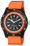 Nautica Mens Analogue Quartz Watch with Silicone Strap NAPSRF003