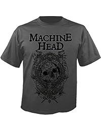 Machine Head catharsis - Clock - T-Shirt