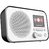 Pure VL de 62956Elan E3DAB/DAB + Digital et radio FM avec minuteur de cuisine (Noir)