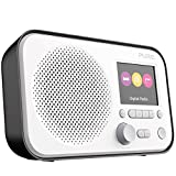 Pure Elan E3 Digitalradio  Schwarz