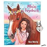 Miss Melody 1934.001 Tagebuch mit Stick ERN, Motiv 1