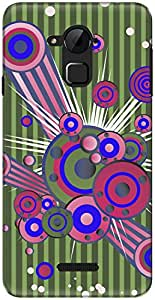 The Racoon Lean printed designer hard back mobile phone case cover for Coolpad Note 3. (Pink Sound)
