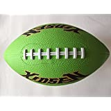 Ocamo American Size 3 Durable Training Playing Rubber Rugby Ball Football Color Random Christmas Gifts