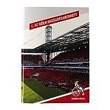 1. FC Köln - Hausaufgabenheft (mit Stadion)