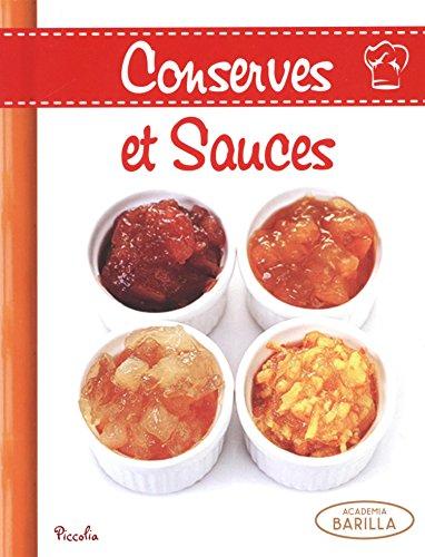 Conserves et sauces