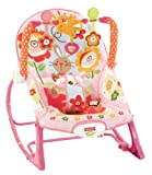#9: Baby Bucket Fisher-Price Infant To Toddler Rocker, Bunny