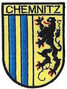 A462 Wappenschild Patch Aufnäher Toppa //Neu// Esso Tropfen Weiblich 9 5 CM