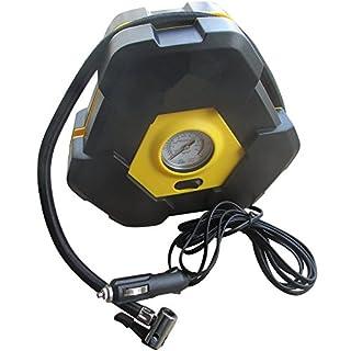 12V Zigarettenanzünder Tragbare Air Kompressor Powered Volumenpumpe Mini Tire Kompressor für Auto Reifen, Motorrad Reifen, Fahrrad Reifen, Swim Wing, Sport Bälle und mehr