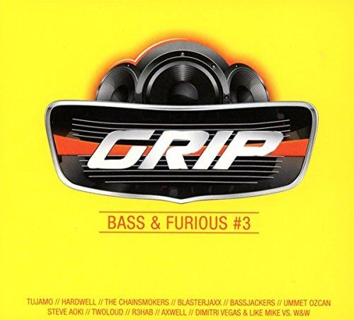 Grip Bass & Furious,Vol.3