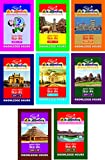 G.K. Olympiad General Knowledge Quiz Bank Marathi (Pack of 10 Books - Class 1, 2, 3, 4, 5, 6, 7, 8, 9, 10)