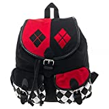 Backpack - DC Comics - Harley Quinn Knapsack School Bag jk2rr8dco by DC Comics