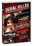 Serial Killer (Box 5 Dvd The Collector, The Lost,Alphabet Killer,Bundy, Seed)
