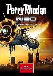 Perry Rhodan Neo Paket 2: Expedition Wega: Perry Rhodan Neo Romane 9 bis 16 (Perry Rhodan Neo Paket Sammelband)