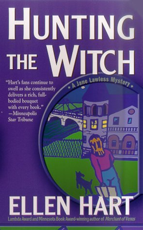 Hunting the Witch (Jane Lawless Mysteries) by Ellen Hart (2000-12-15)