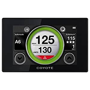 Nouveau Coyote touch - Assistant d'aide a la conduite