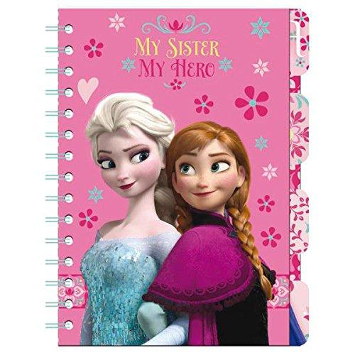 Disney Frozen- 0 Libreta a5 marcadores, 0 (Astro AST2667)