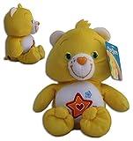 Superstar, Osos amorosos, 42 cm de pie y 34 cm sentado Super Suave Muñeco Amarillo Estrella Peluche...