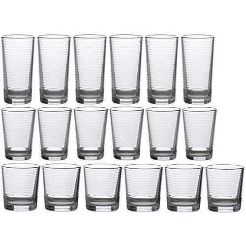 promobo-service-18-verres-ensemble-complet-verre-a-eau-long-drink-apero-et-orangeade