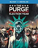 The Purge/The Purge: Anarchy/The Purge: Election Year (Blu-ray)