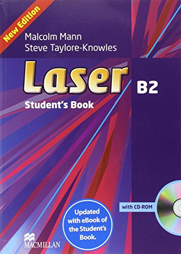 Laser 3rd Edition B2 Sb Ebook Pack por Steve Taylore-Knowle, Malcolm Mann