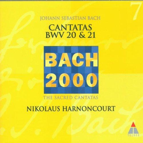 Bach 2000 (Kantaten BWV 20-21)
