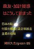 moritomokakegiwakuhakousitehajimata (Japanese Edition)