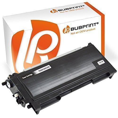 Bubprint Toner kompatibel für Brother TN2000 TN-2000 für DCP-7010 DCP-7020 Fax 2820 2920 HL-2030 HL-2032 HL-2040 HL-2070N MFC-7420 MFC-7820N Schwarz (Brother Dcp-7020 Toner Patrone)